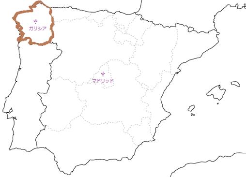スペイン、ガリシアワイン特徴2