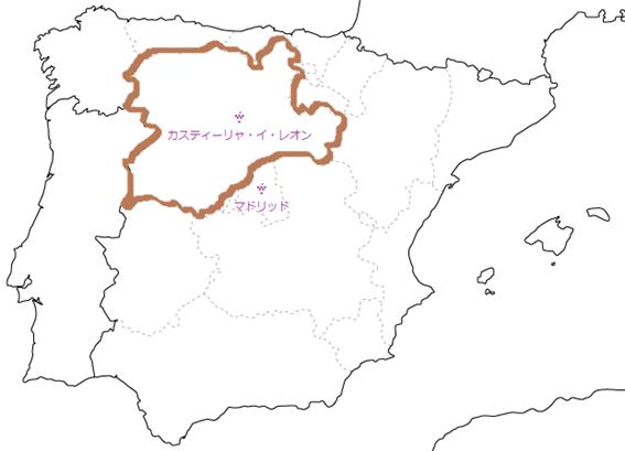 スペイン、カスティーリャ・イ・レオンワイン特徴2
